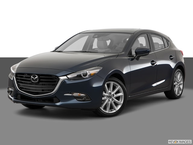 2017 Mazda Mazda3 5-Door Grand Touring Hatchback