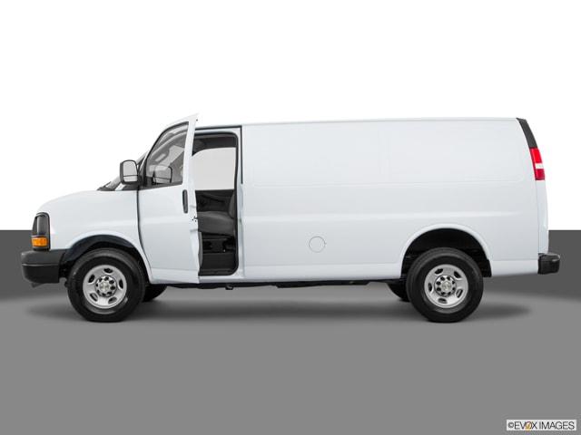 2017 Chevrolet Express 3500 Van