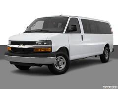 2017 Chevrolet Express 3500 Passenger LT Extended Van