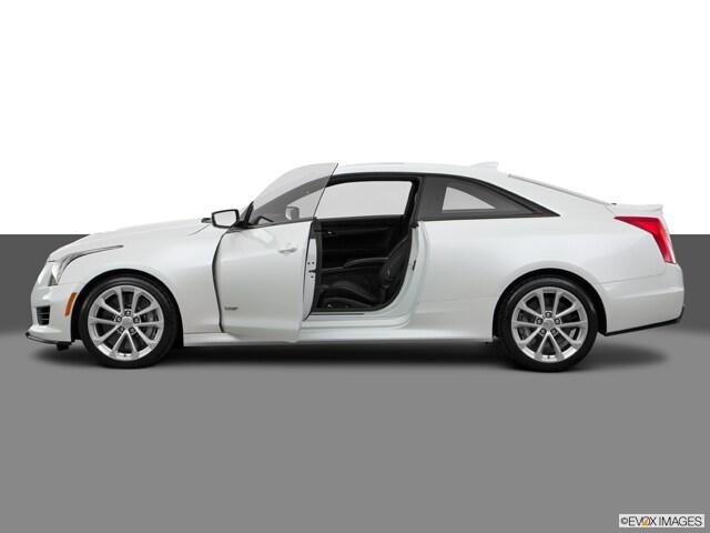 2017 CADILLAC ATS-V Coupe