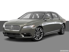 2017 Lincoln Continental 3.0L AWD Reserve w/ Rear Seat, Tech & Climate Pkg Sedan