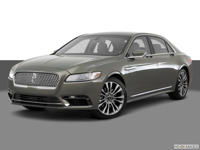 New 2017 Lincoln Continental Reserve Car Near Detroit