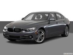 2017 BMW 3 Series 330e iPerformance M Sport Line Sedan
