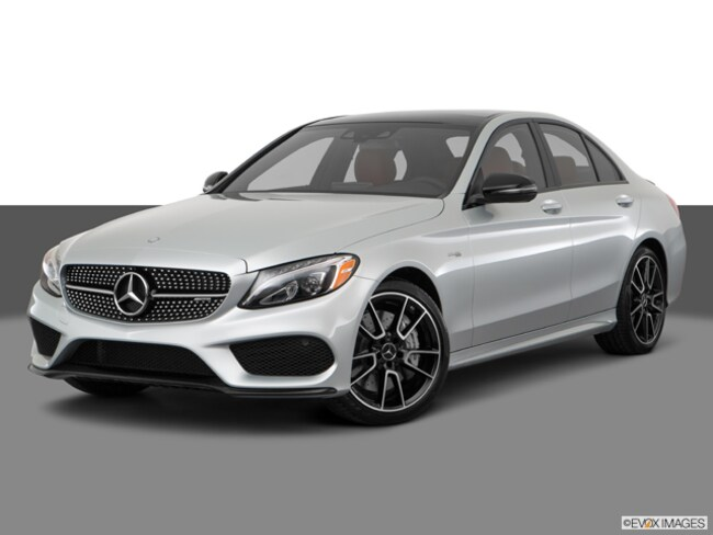 Pre Owned 2017 Mercedes Benz Amg C 43 4matic At Herb