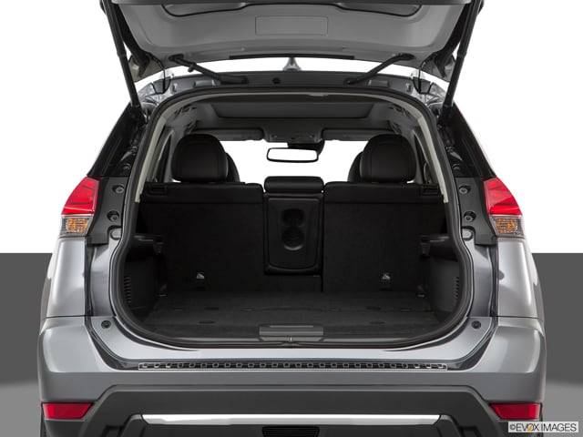 Amazing Rogue Cargo Space, Forester ...