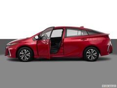 New 2017 Toyota Prius Prime Premium Hatchback in Early, TX