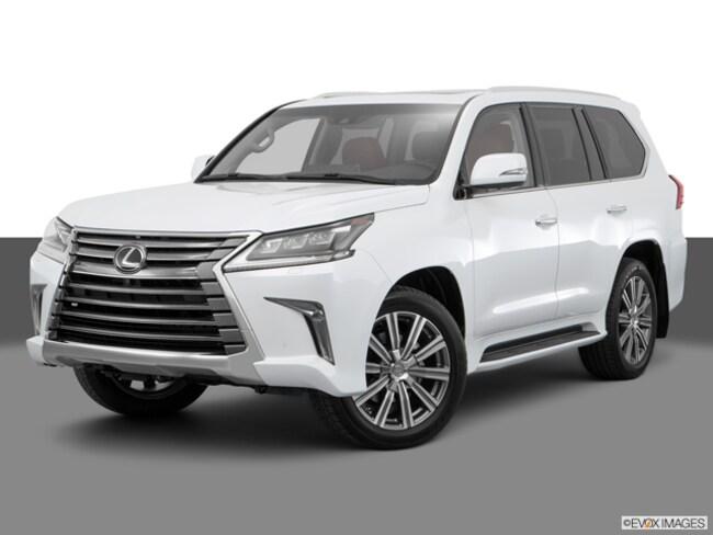 2017 LEXUS LX SUV