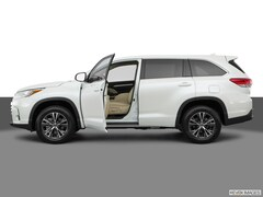 New 2017 Toyota Highlander LE Plus V6 SUV in El Paso, TX