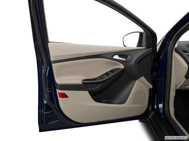 2017 Ford Focus Electric Hatchback