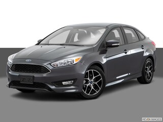 Used 2017 Ford Focus SE for sale near Boston at Muzi Ford