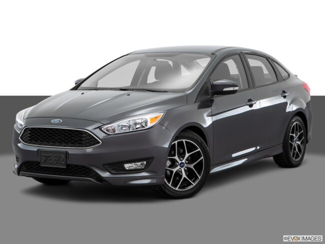 2017 Ford Focus SE Compact Car