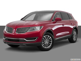 New 2017 Lincoln MKX Select SUV HBL14350 in East Hartford, CT