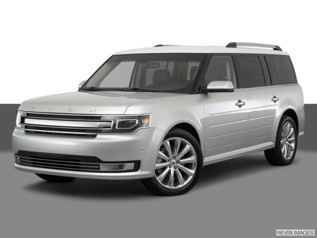 2017 Ford Flex Limited Limited AWD