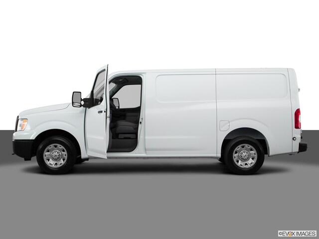 2017 Nissan NV Cargo NV2500 HD Van