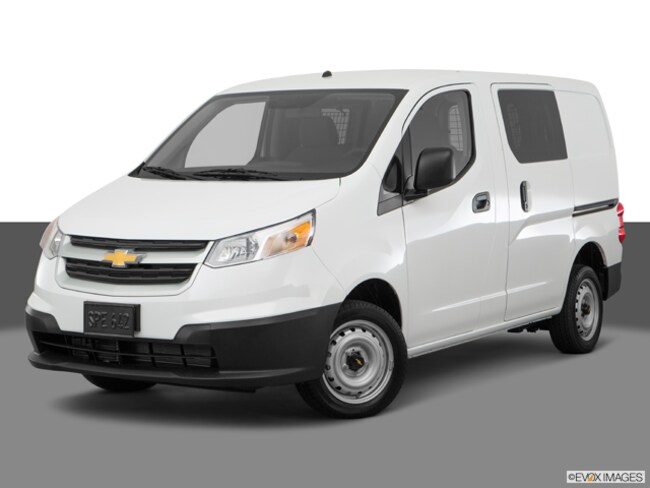 2017 Chevrolet City Express 1LT Van Cargo Van