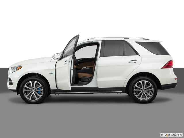 2017 Mercedes-Benz GLE 550e SUV