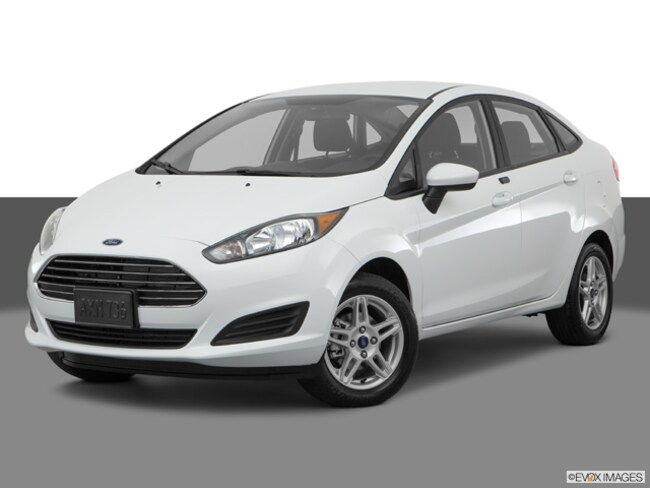 New 2017 Ford Fiesta SE Sedan San Mateo, California