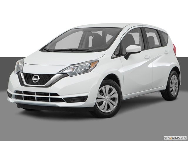 Nissan Versa Note S Plus