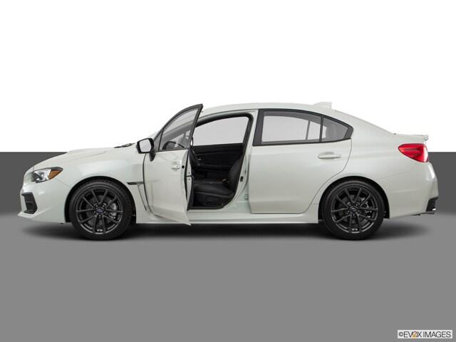 2018 Subaru WRX Limited with Navigation System, Harman