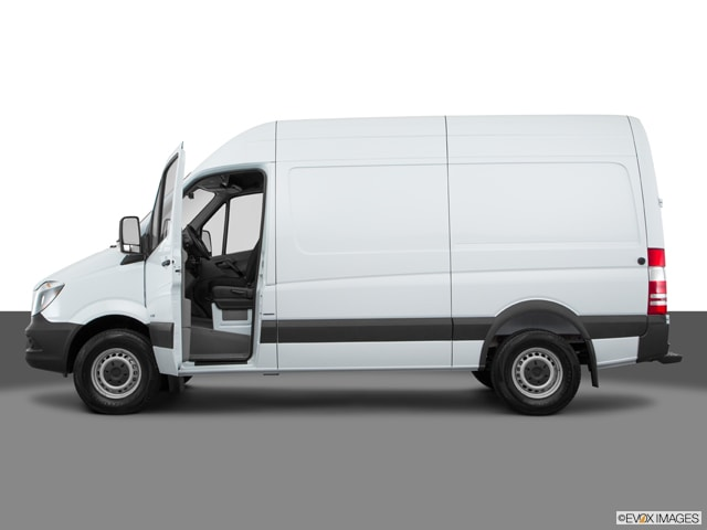 2017 Mercedes-Benz Sprinter 2500 Furgoneta