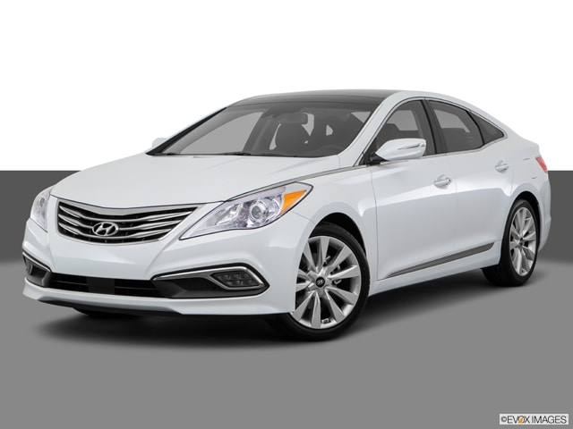 2017 Hyundai Azera Limited Sedan