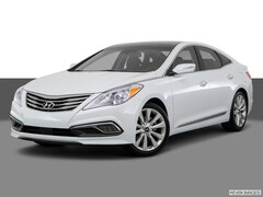 2017 Hyundai Azera Limited Sedan