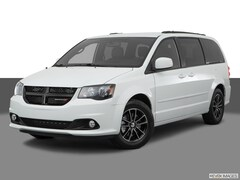 used 2017 Dodge Grand Caravan SXT Van