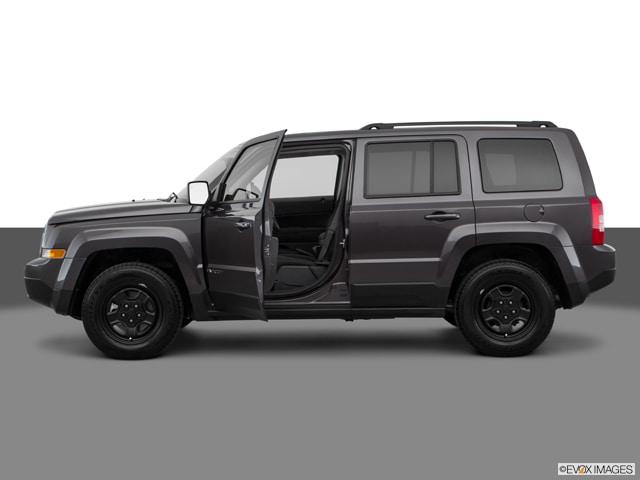 2017 Jeep Patriot SUV