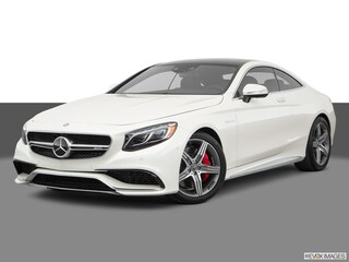 2017 Mercedes-Benz AMG S 63 4MATIC Coupe