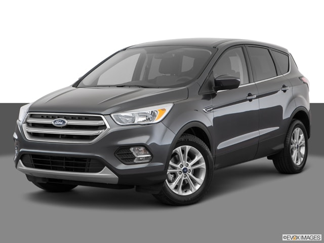 2017 Ford Escape SE Front-wheel Drive