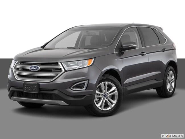 2017 Ford Edge Titanium Sport Utility