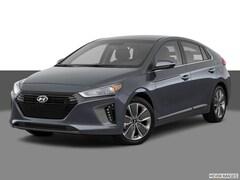 New 2017 Hyundai Ioniq Hybrid Limited Hatchback Concord, North Carolina