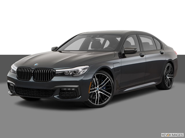 2017 BMW 7 Series xDrive iPerformance Sedan