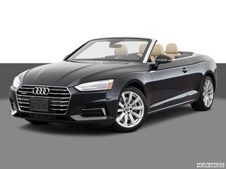 2018 Audi A5 2.0T Cabriolet