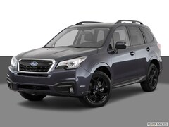 New 2018 Subaru Forester 2.5i Premium Black Edition w/ Starlink SUV Ventura, CA