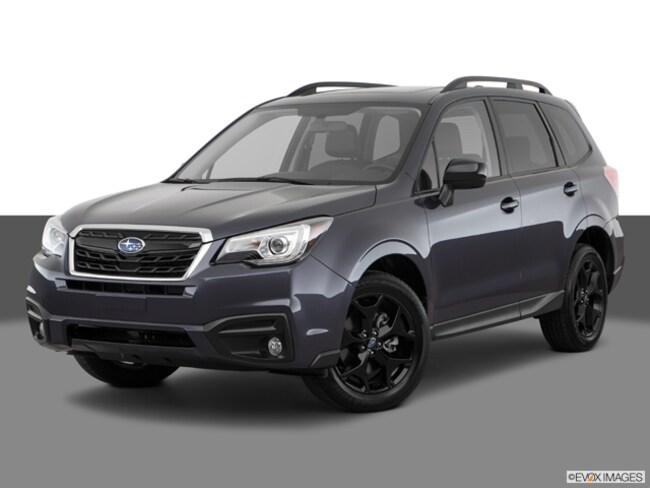 New 2018 Subaru Forester 2.5i Premium Black Edition w/ Starlink SUV JF2SJAEC9JH493289 for sale near Greenville, SC