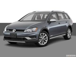 New 2017 Volkswagen Golf Alltrack TSI Wagon Colorado Springs