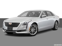 2018 CADILLAC CT6 3.6L Luxury Sedan