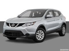 New 2017 Nissan Rogue Sport S SUV Newport News, VA