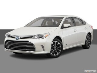 New 2018 Toyota Avalon Hybrid XLE Premium Sedan serving Baltimore
