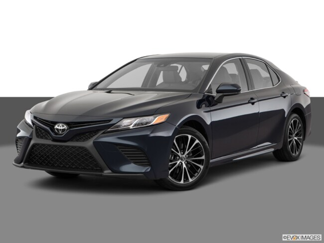 New 2018 Toyota Camry SE Sedan For Sale in Barstow, CA