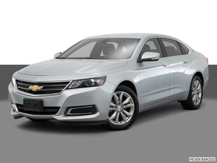 2018 Chevrolet Impala LT Sedan