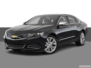 New 2018 Chevrolet Impala Premier w/2LZ Sedan J9103179 Danvers, MA