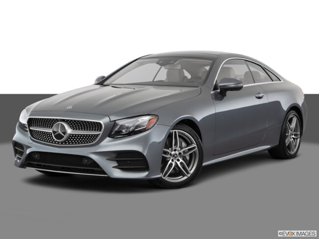 New 2018 Mercedes-Benz E-Class E 400 Coupe in Glendale, near Los Angeles