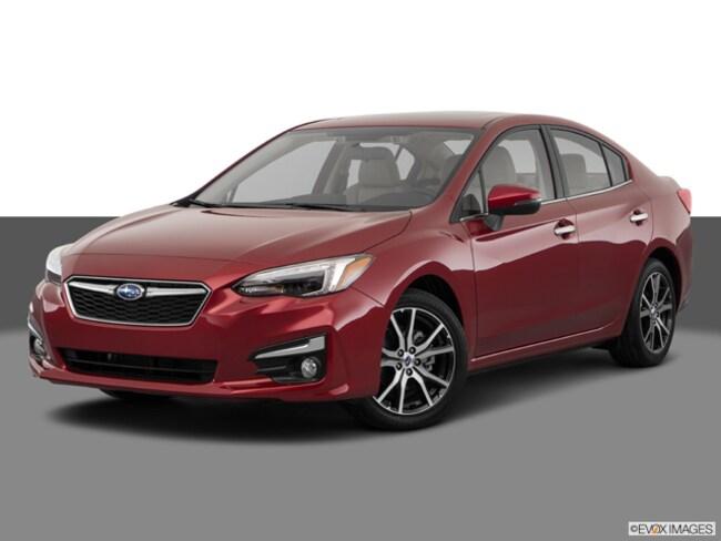 New 2018 Subaru Impreza 4dsd Sedan in Cortland