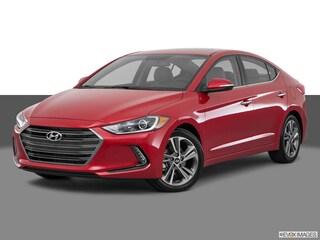 New 2018 Hyundai Elantra Limited Sedan Elmhurst