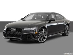 New 2018 Audi RS 7 4.0T performance Hatchback Brookline MA