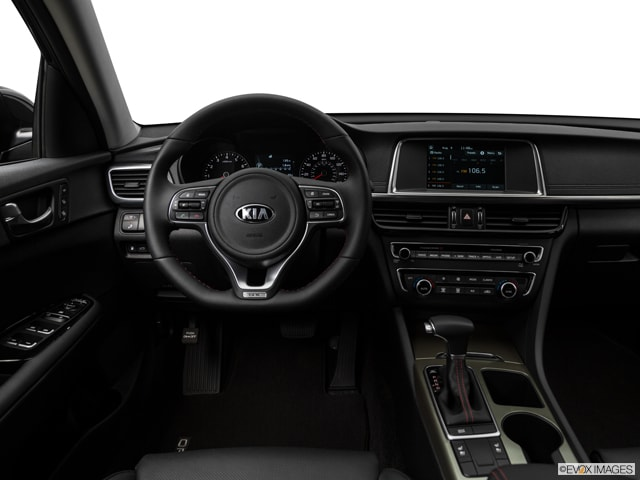 Kia Optima Steering Wheel