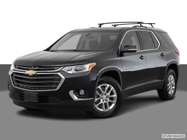 New 2018 Chevrolet Traverse LT Cloth w/1LT SUV For Sale in Lihue, HI