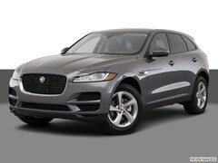 New 2018 Jaguar F-PACE 25t Premium SUV in Houston